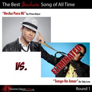 Best Bachata Song Tournament2