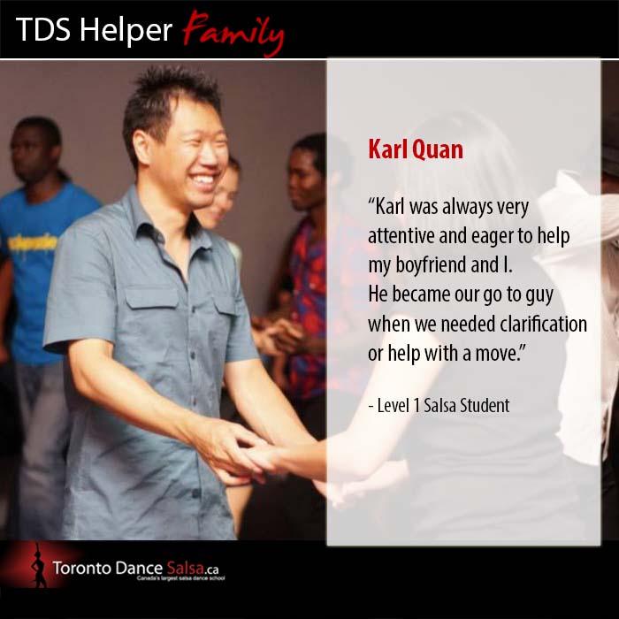 Helper Love Karl