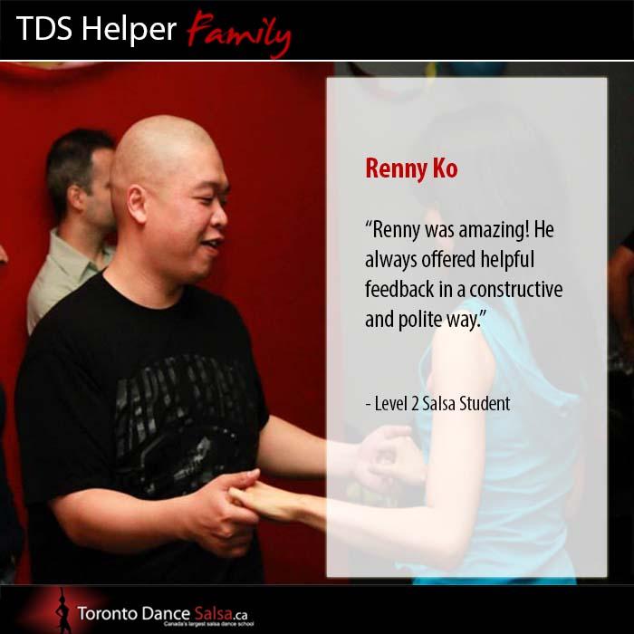 Helper Love Renny Ko