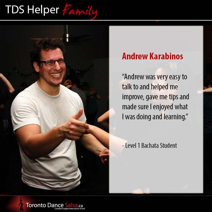 Helper Love Andrew K
