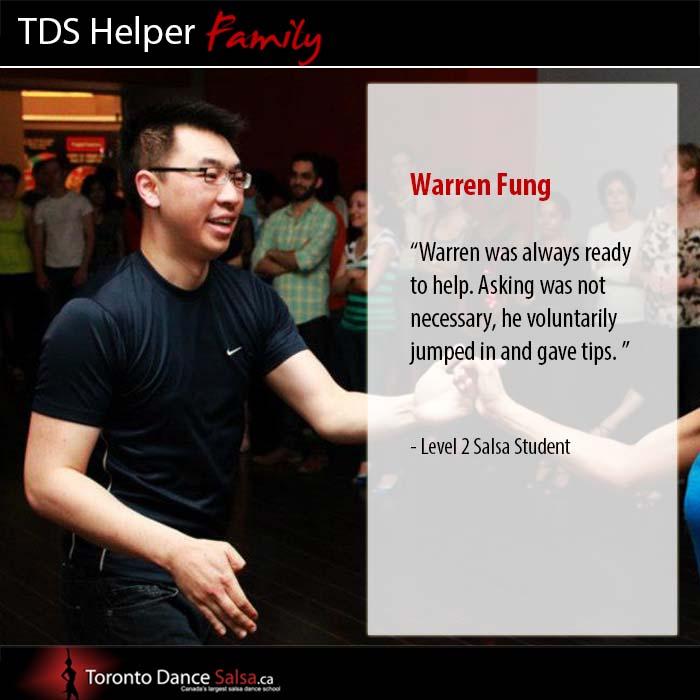 Helper Love Warren F
