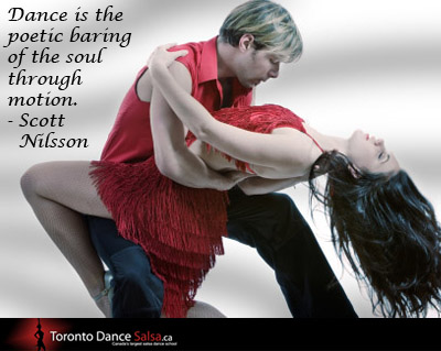"""Dance is the poetic baring of the soul through motion."" – Scott Nilsson"
