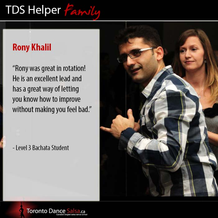 Helper Love Rony K