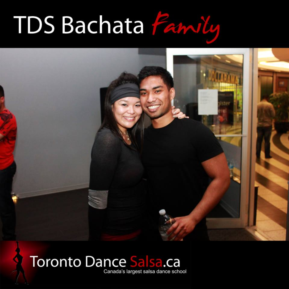 TDS Picture of the week - Andrǝa and Sean!