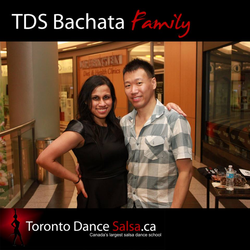 """TDS Picture of the week - Karl and Dilushinie!"""