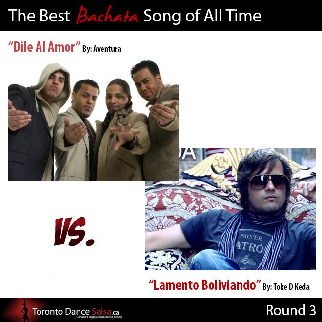 Dile Al Amor vs Lamento Boliviando