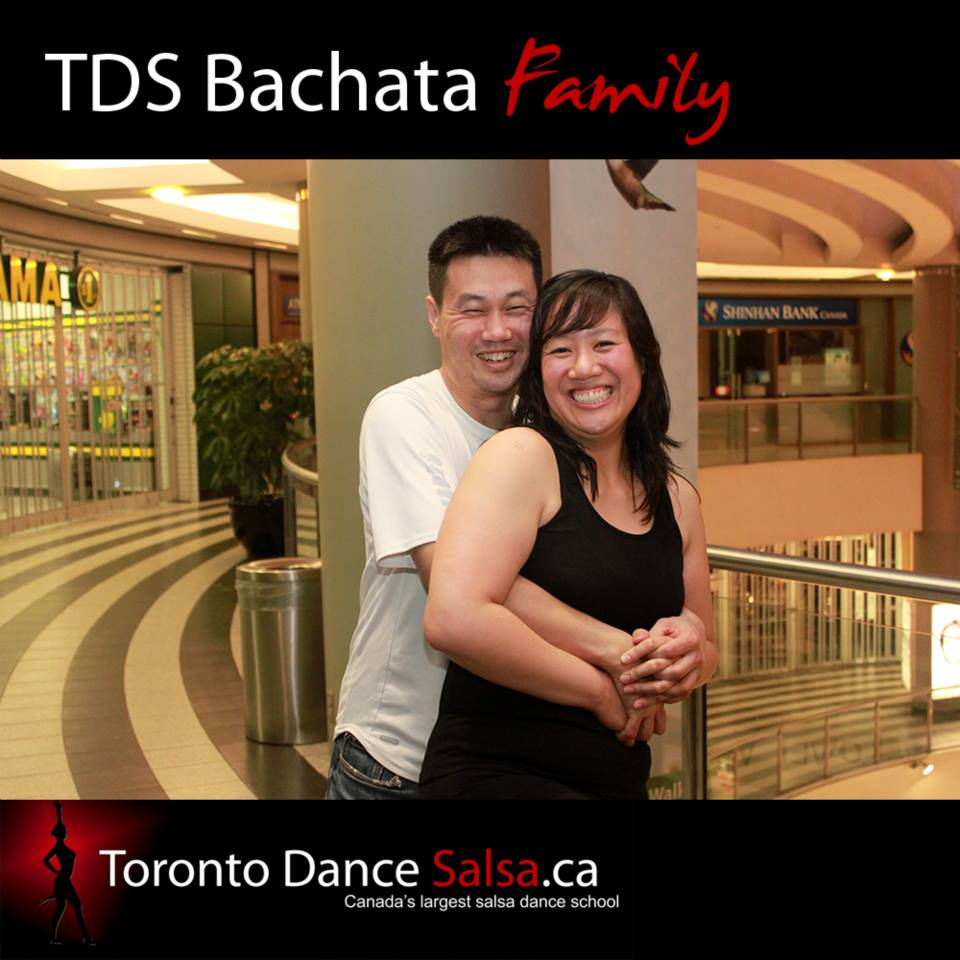 TDS Picture of the week – John Kim and Michelle Lowe-Ching!