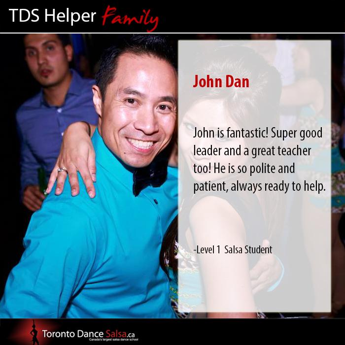 Helper Love John Dan