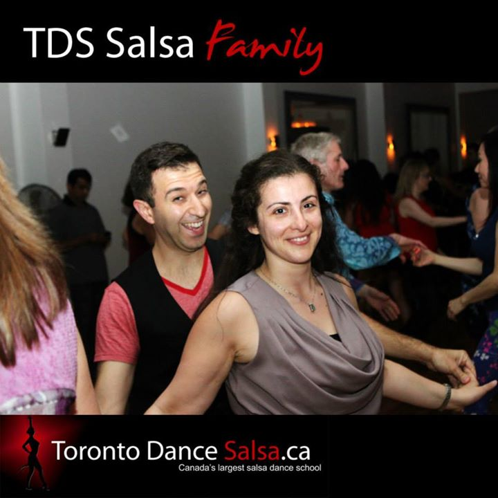 TDS Picture of the week – David Palombi and Olivia M!