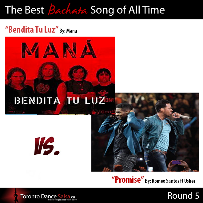 Bendita Tu Luz vs Promise