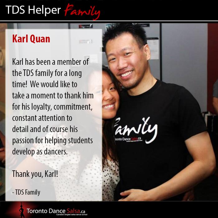 Helper Love Karl Thank You