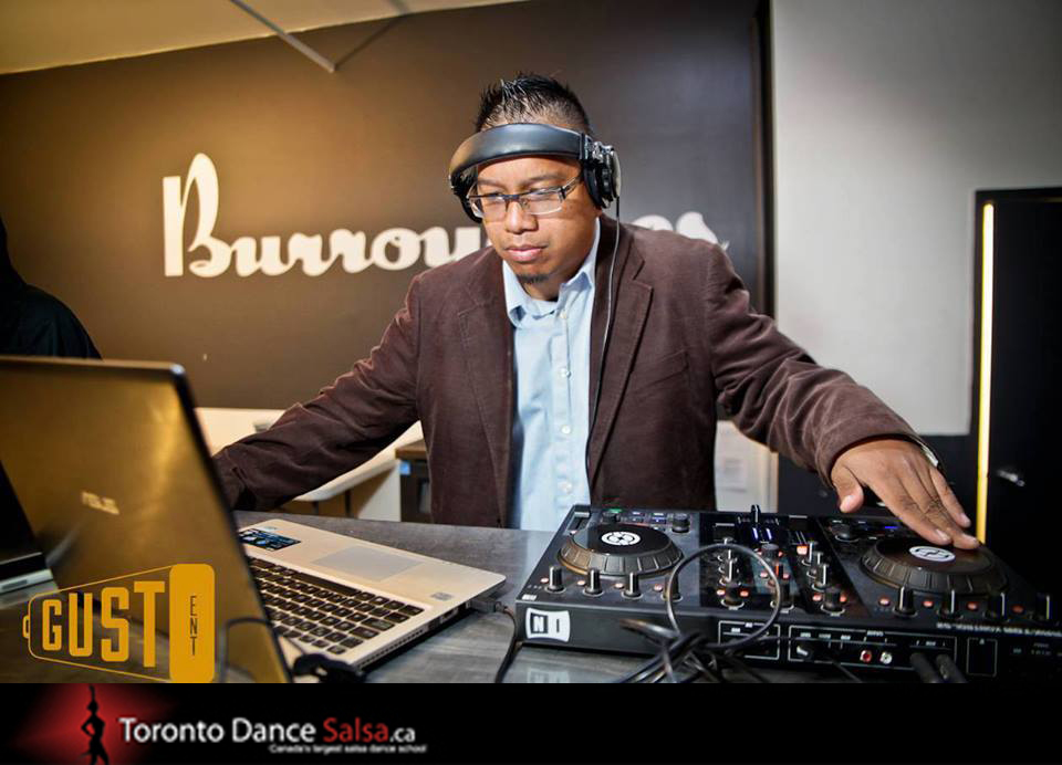 Alright Bachata Lovers! DJ Evan is away so DJ Duck is guest DJing Oct 8 with a special playlist. Wed at 5095 Yonge Street, 2nd floor, validated free parking. $5 cover only from 10pm – midnight!