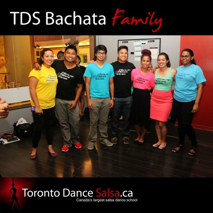 TDS Picture of the week – Michelle Legara, Ace Casiano, Roberto Veloso, Richie de Los Santos, Darlene Lazaga, Stephanie Cabildo and Sunayna Vuppal!