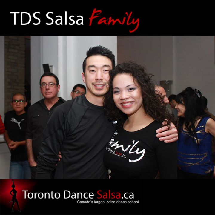 TDS Picture of the week – Frank Lee and Lily Ma!