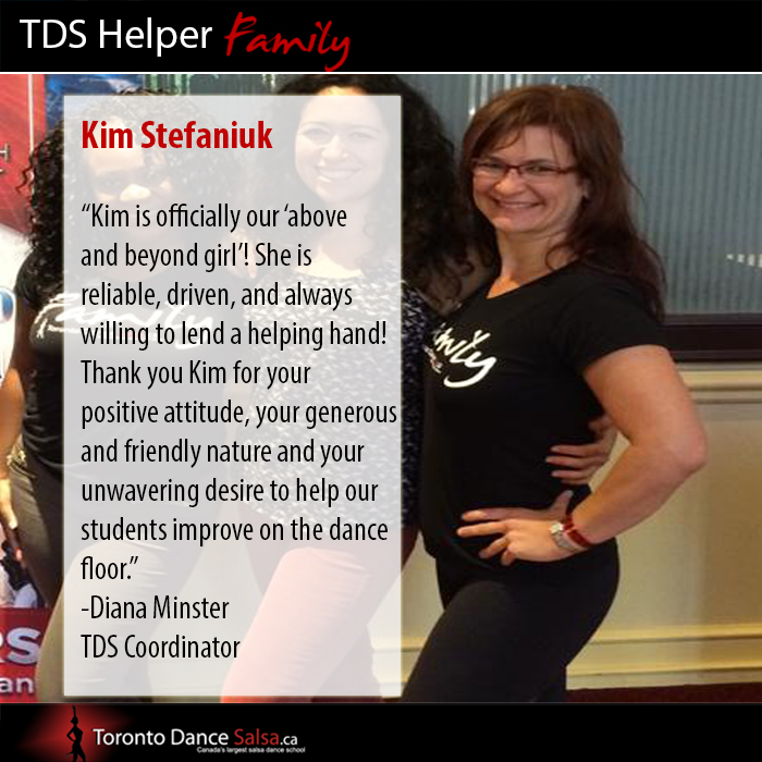 Kim Stefaniuk Helper Love