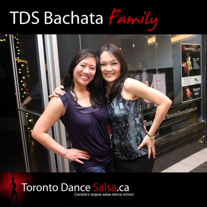 TDS Picture of the week – Michelle Lowe-Ching and Jennifer Chao!