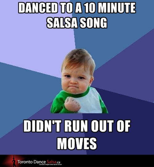 Alright Salsa Lovers! DJ Evan is now taking requests for Sunday's social so leave your Salsa, bachata, merengue, and kizomba song requests below and he'll play them for you! Sun at 5095 Yonge Street, 2nd floor, validated free parking. $7 cover only from 7pm – 10pm!