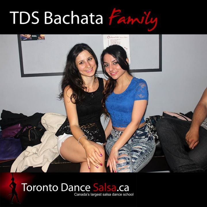 TDS Picture of the week – Ruzanna Yan and Lusine Balyan!