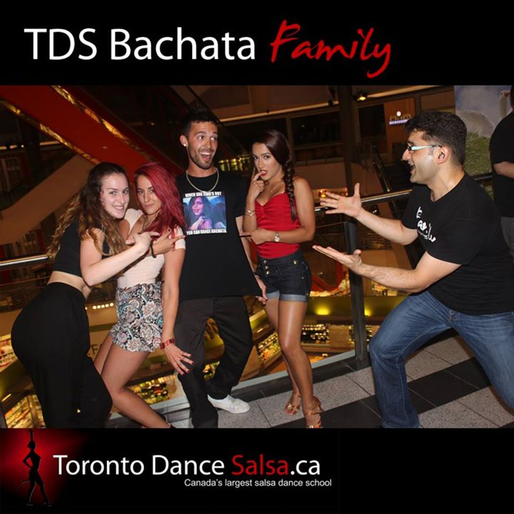 TDS Picture of the week – Ana Bozovic, Claudia Betancourt León, Fernando Ulloa, Cynthia Hildebrandt and Rony Khalil!
