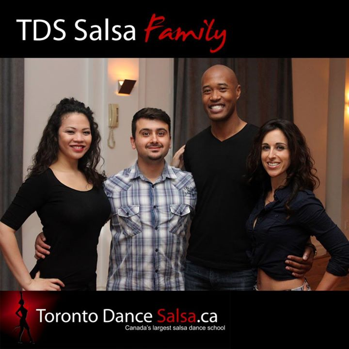 TDS Picture of the week – Lily Ma, Aleksander Saiyan, Rhema Stevenson, Sharon Galor and Shay Galor Maio!