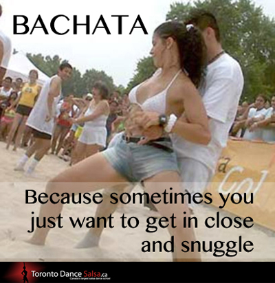 Alright Bachata Lovers! DJ Evan is now taking requests for Wednesday's Bachata social so leave your Bachata, salsa, and kizomba song requests below and he'll play them for you! Wed at 5095 Yonge Street, 2nd floor, validated free parking. $5 cover only from 10pm – midnight!