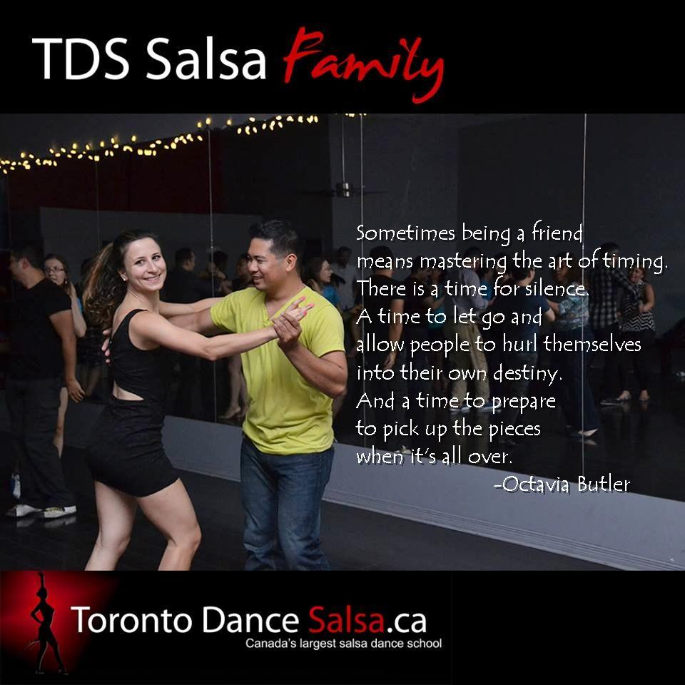 TDS Salsa Family