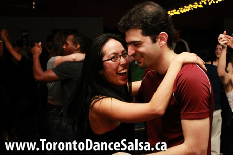 Toronto Salsa Dance Outings